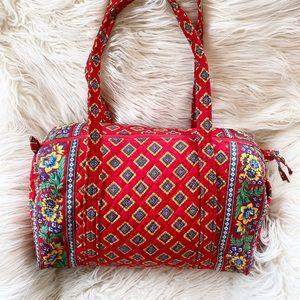 Vera Bradley Villa Provincial Duffel Travel Bag